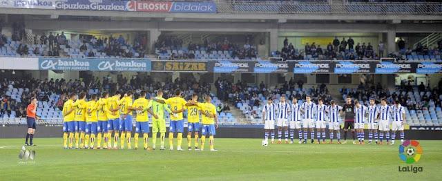 Copa del Rey Real Sociedad - UD Las Palmas