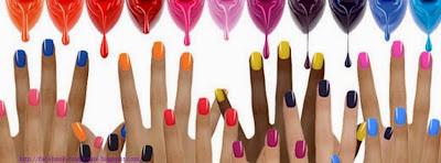 Couverture facebook vernis à ongles
