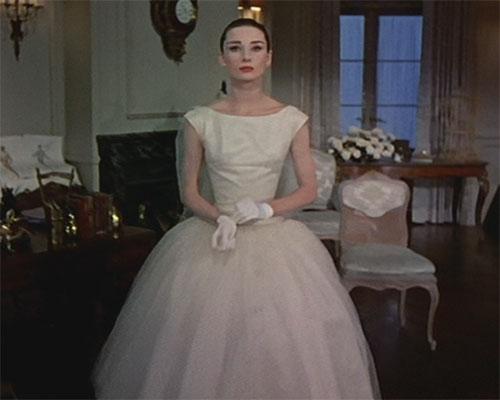 Audrey Hepburn Funny Face Wedding Dress 87 Spectacular Gr t inte Audrey