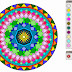 Color Mandala, Pinta Mandalas Online