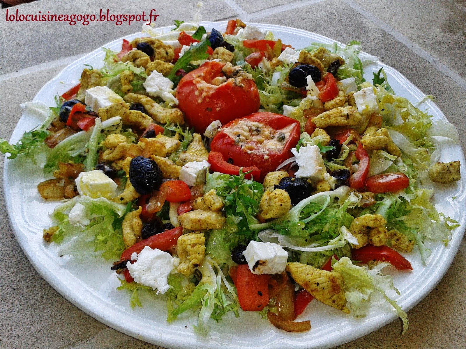 ... provencal salad recipes dishmaps provencal potato salad tastefully