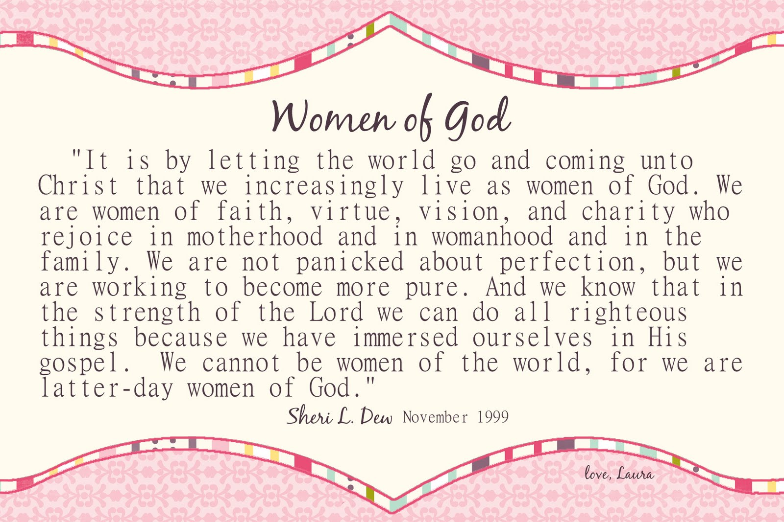 i am a woman of god quotes - photo #30