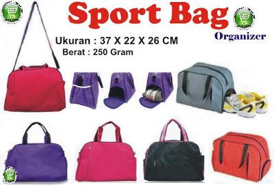gambar tas,gambar sport bag organizer, gambar tas sepatu sport