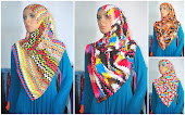 Koleksi Shawl Cotton Tribal
