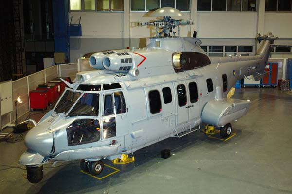 EC725 RMAF