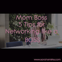 entrepreneur, small business marketing, networking, mom-owned business
