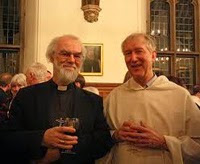 Rowan Williams and Radcliffe