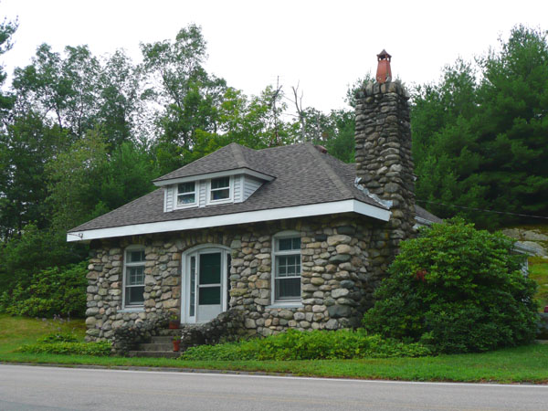 SMALL STONE HOUSE