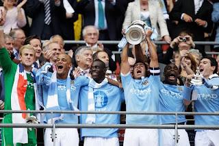 Manchester City Campeón de la FA CUP