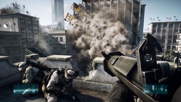 battlefield 3 pc screenshot2 Battlefield 3 RELOADED