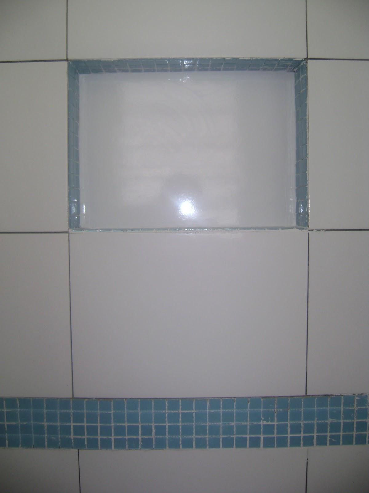 Travel and House: Banheiro Nicho #384F5E 1200x1600 Banheiro Com Nicho