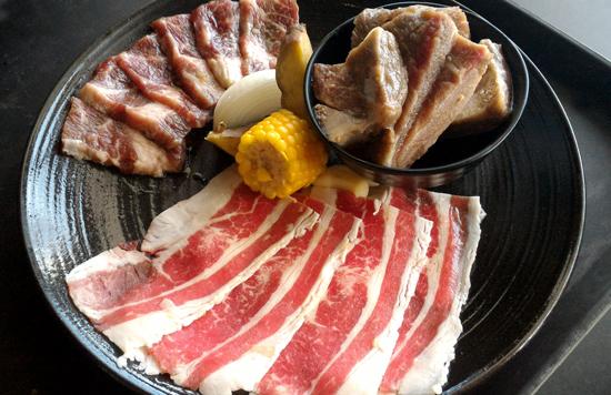 Bulgogi Brothers Korean BBQ platters
