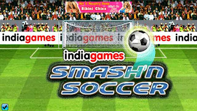 Nokia 5800 XpressMusic: Download Game Smash'n Soccer for Nokia 5800