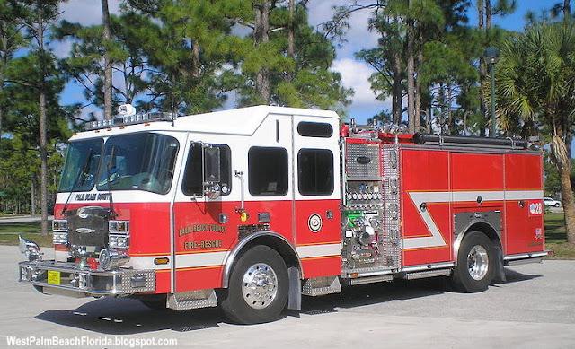 Volunteer Firefighter Palm Beach County