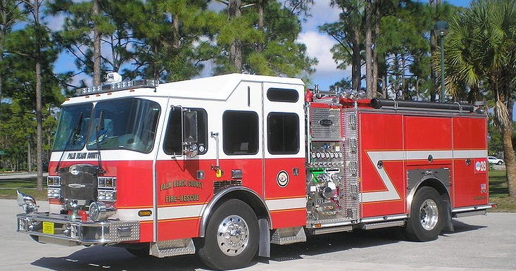 Palm Beach County Fire Rescue Volunteer
