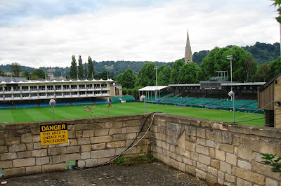 Recreation Ground, Bath Rugby, Bath, Somerset, UK