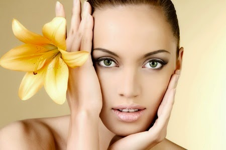 how to get healthy skin at home