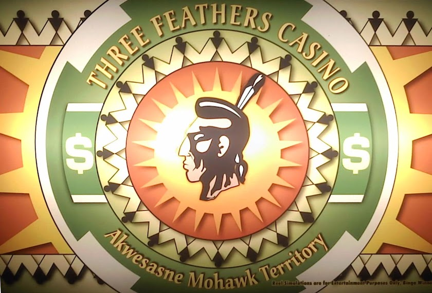 THREE FEATHERS CASINO