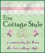Member of the Etsy Cottage Style Community