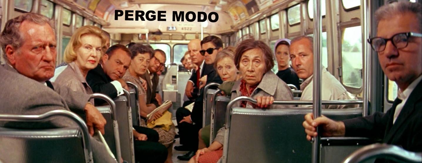 PERGE MODO