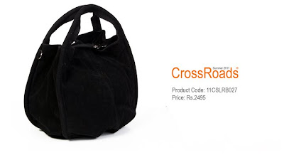 Crossroads Bags Collection 2011 with Price