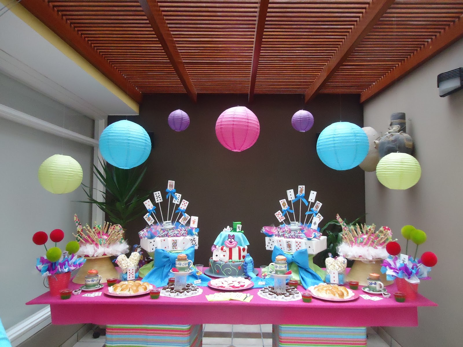 Eventos chiquilines ahora fiesta de 15 a os las chicas - Fiesta de cumpleanos para nina ...