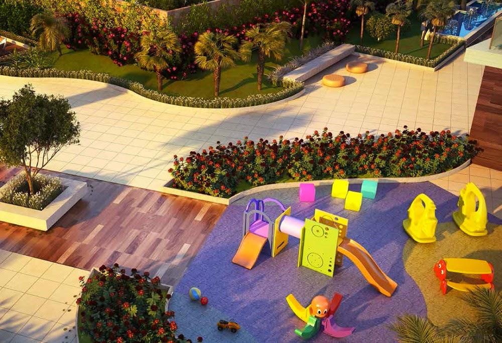 D´Azur Jaguaribe Salvador - parque infantil