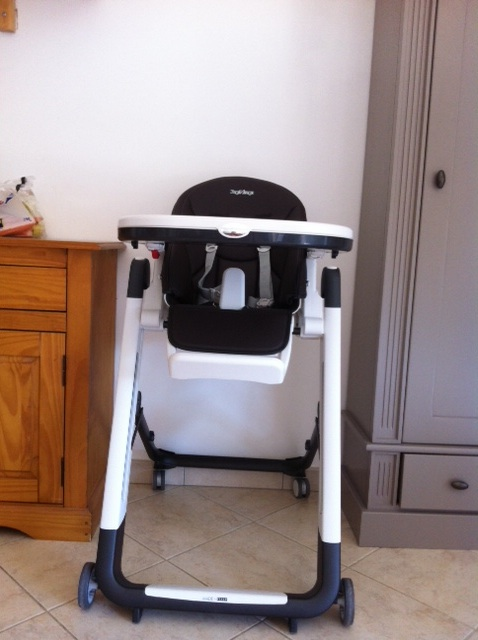 j 39 ai test la chaise haute peg p rego siesta parole de mamans. Black Bedroom Furniture Sets. Home Design Ideas