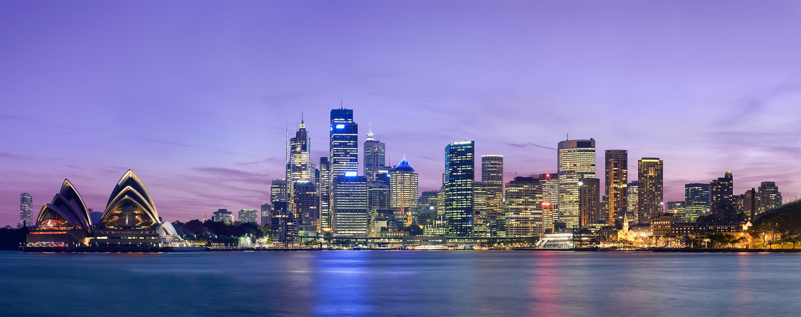 Sydney (Avustralya) - Yeşil Kıtanın ana limanı