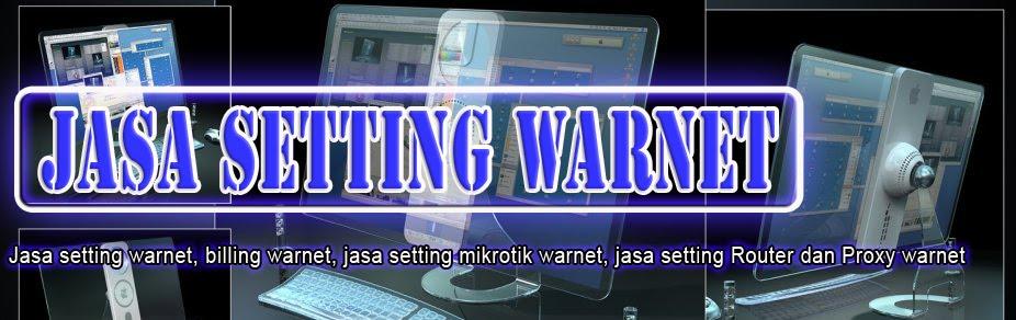 Jasa Setting Warnet
