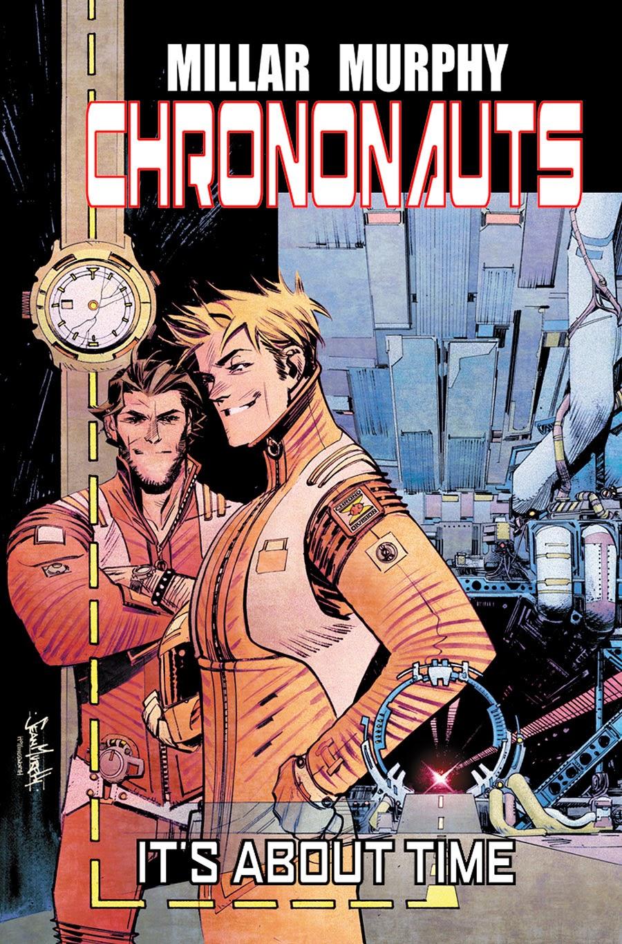 IMAGE comics Chrononauts