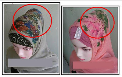 jilbab gaul menyerupai punuk unta-novieffendi.com