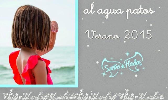 Al Agua Patos bañadores Verano 2015