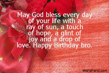 Wedding Gift Ideas For Elder Brother : ... of brother birthday wishes of brother birthday wishes of brother