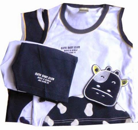 model baju bayi laki laki baru lahir