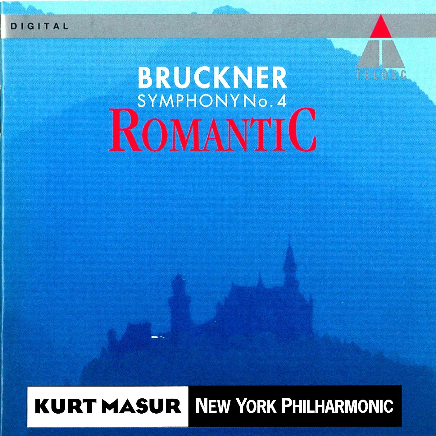 Diabolus In Musica: Bruckner - Symphony No. 4 - Masur