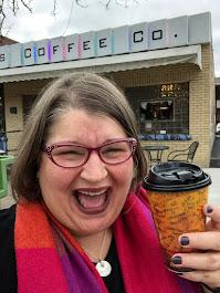 2020 Angel Falls Coffee Co., Pumpkin Chai Latte, Akron, OH