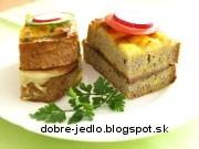 Chlebový nákyp - recept