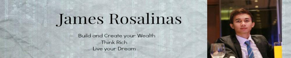 James Ryan Rosalinas Blog