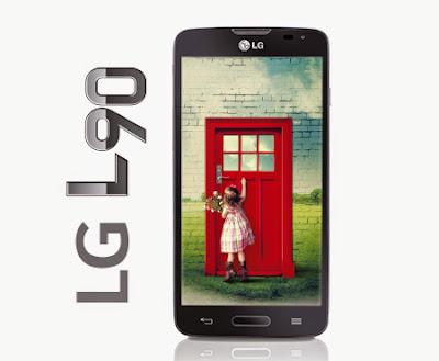 Smartphone LG L90