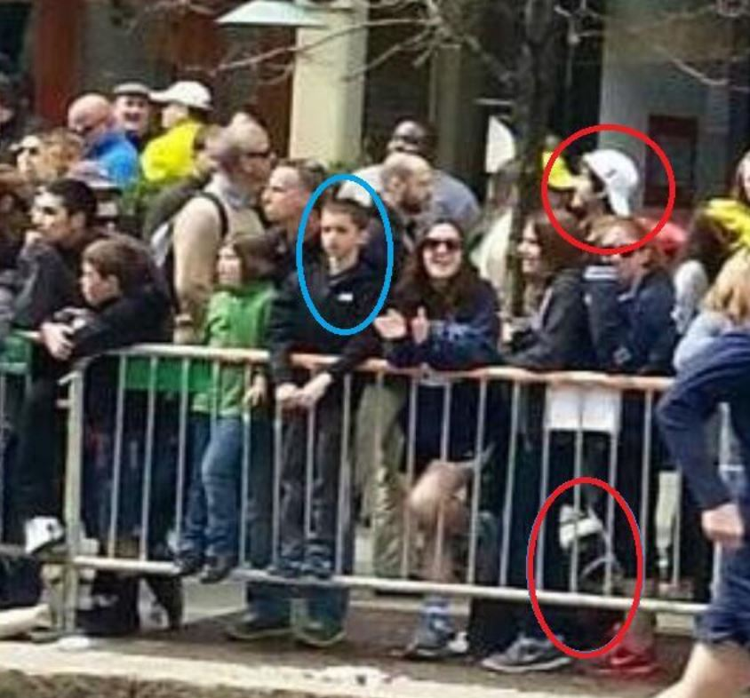 Free Comic Book Day Boston: MY SPIZZOT: New Photo Of Boston Marathon Suspect With 8