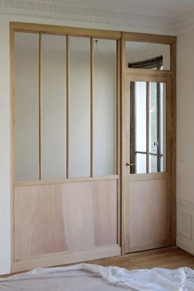 Sparation en verre cloison et sparation vitre separation - Separation de piece amovible ikea ...