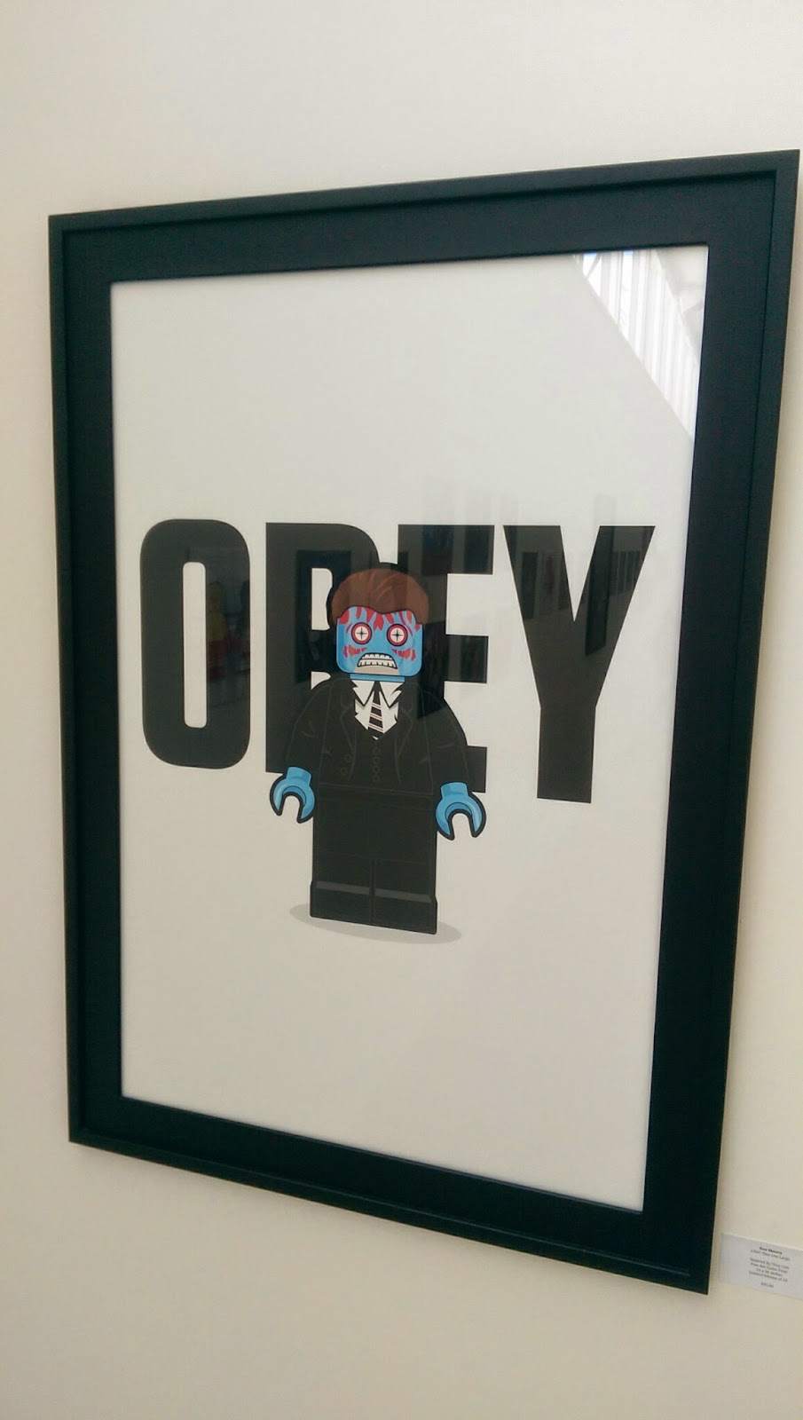 Hero Complex Gallery - LEGO Memories: They Live