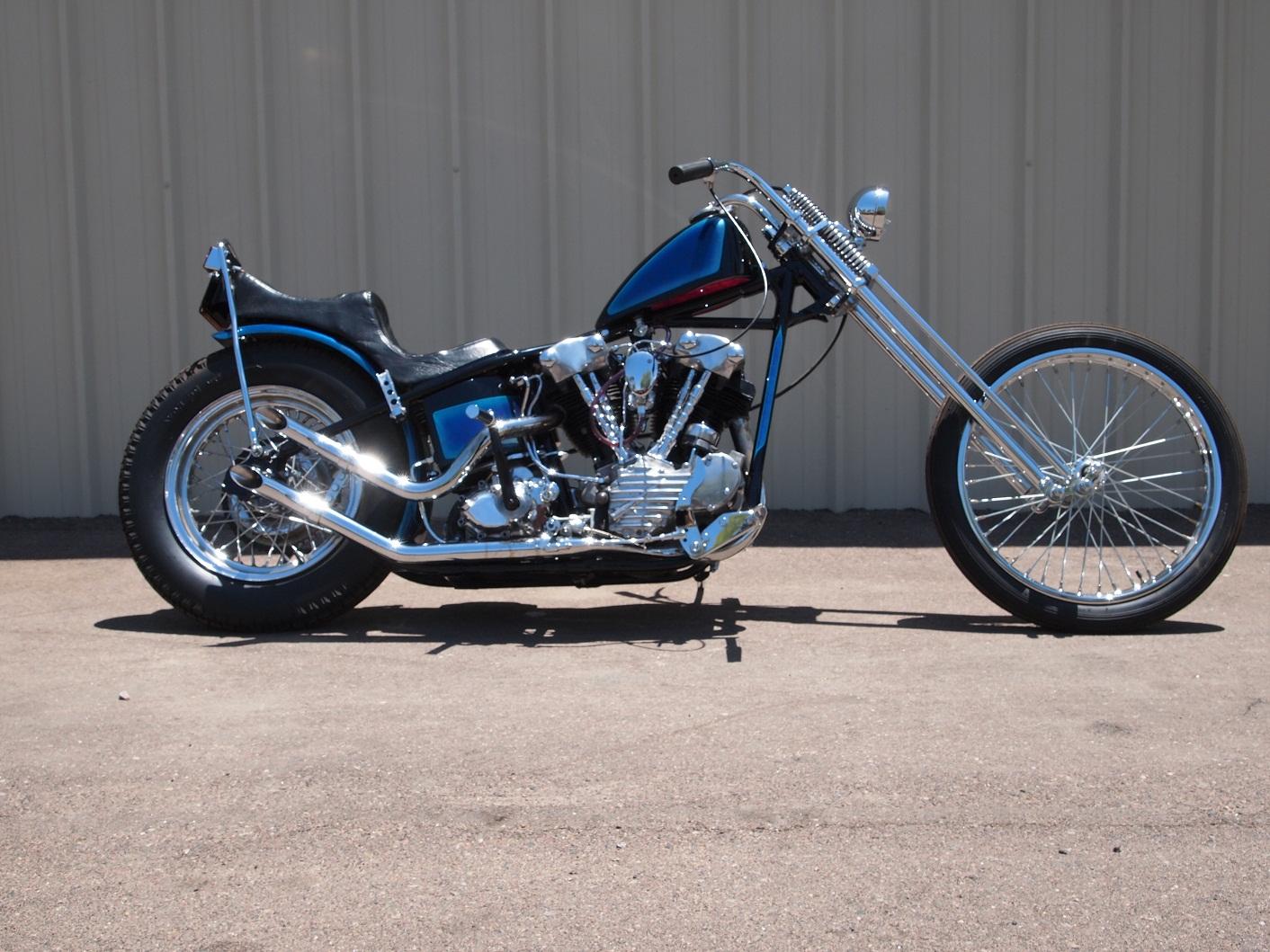 knucklehead chopper 4 sale