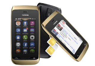 Harga dan Spesifikasi Nokia Asha 308