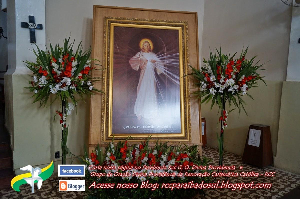 Festa da Misericórdia 27 de Abril de  2014