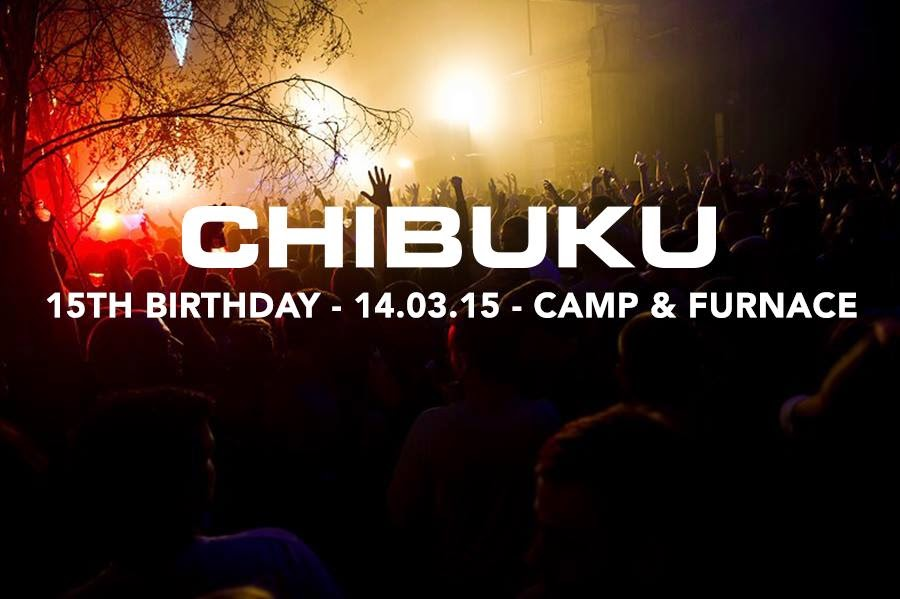 Chibuku Shake Shake 15th Birthday Party