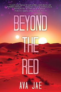 Beyond the Red, Ava Jae, InToriLex, Top Ten Tuesday