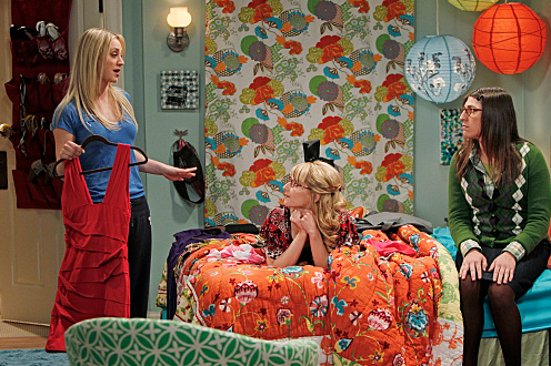 Penny S Apartment Big Bang Theory