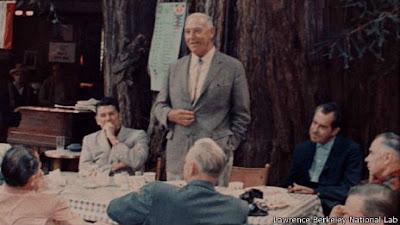 Bohemian Grove: el campamento secreto de los ricos y poderosos